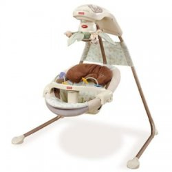 Качеля Fisher Price Cradle Swing (Папасан)