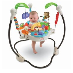 "Прыгунки Fisher-Price ""Зоопарк """
