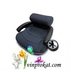 Бустер WelldonTravel Pad IsoFix