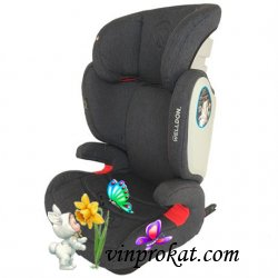 Автокрісло Welldon Magic Nacre Fit Isofix